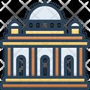 Supreme Building Court Icon