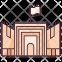 Supreme Court Icon