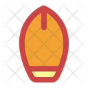 Surf Summer Tropical Icon