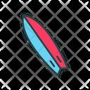 Surf Board Board Surfing Board Icon