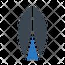 Surf Board Surfing Icon