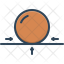Surface Circle Sphere Icon
