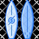 Surfboard Sport Equipment Icon