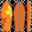 Surfboard Surfing Surf Icon