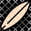 Surfboard Sports Equipment Icon