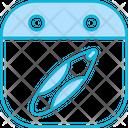 Surving Board Icon