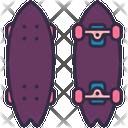 Skateboard Sport Extreme Icon