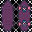 Surfskateboard Icon