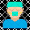Dentist Doctor Surgeon Icon