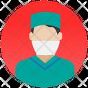 Surgeon Doctor Avatar Doctor Icon