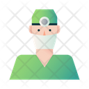 Surgeon Specialist Assistant Icon