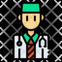 Surgeon Avatar Profession Icon