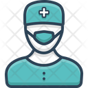 Surgeon Surgery Doctor Icon
