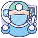 Doctor Hospital Medical Icon