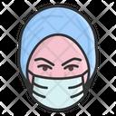 Surgeon Professional Avatar Doctor Icon