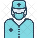 Surgeon Sawbones Specialist Icon