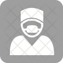 Surgeon Doctor Treatment Icon