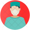 Surgeon Doctor Avatar Doctor Icon