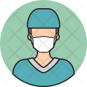 Surgeon Avatar People Icon