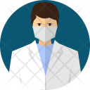 Surgeon People Work Icon