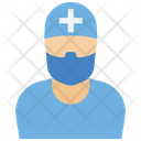 Doctor Avatar Doctor Medical Assistant Icon