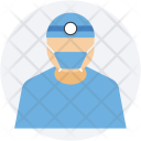 Doctor Avatar Assistant Icon