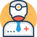 Medical Doctor Surgical Icon