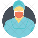 Surgeon Physician Doctor Icon