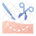 Surgery Medical Treatment Icon