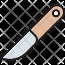 Medical Scalpel Surgery Icon