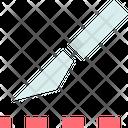 Scalpel Equipment Hospital Icon