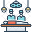Surgery Operation Theater Hospital Icon