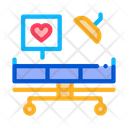 Surgeon Medical Table Icon