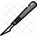 Surgery Scalpel Knife Icon