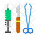 Tools Surgery Instruments Icon