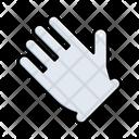 Surgical Glove Covid 19 Covid Icon