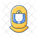 Surgical Helmet Cover Icon