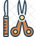 Surgical Instruments Instrument Surgical Icon
