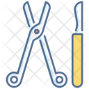 Surgical Instruments Icon