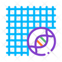 Medical Surgical Mesh Icon