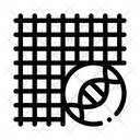 Surgical Mesh Icon