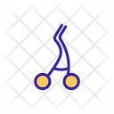 Operating Clamp Clinic Icon