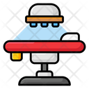 Surgical Table Icon