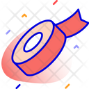 Surgical Tape Tape Measures Icon