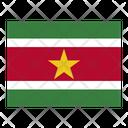 Suriname Flag Flags Icon