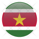 Suriname Surinamese South Icon
