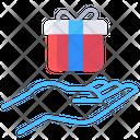 Surprise Gift Present Icon