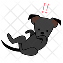 Confused Doubt Dog Icon