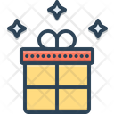 Surprise Presents Gifts Icon