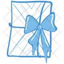 Wrapped Gift Surprise Present Icon